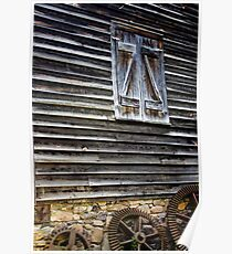 Eno River Mill Poster