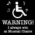 Musikalische Rollstühle! von LordNeckbeard