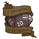 Of Dungeons and Dragoones by Iddstar