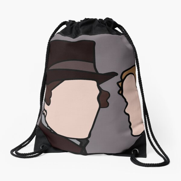 Gentleman Jack - Anne & Ann Drawstring Bag
