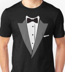 Casual Tuxedo Unisex T-Shirt