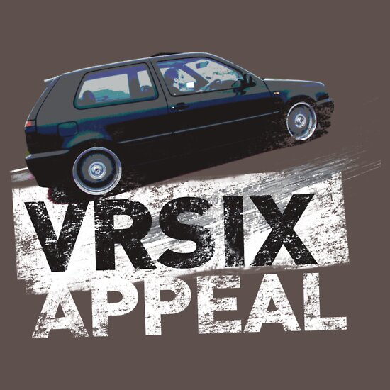 TShirtGifter presents: VR6 appeal