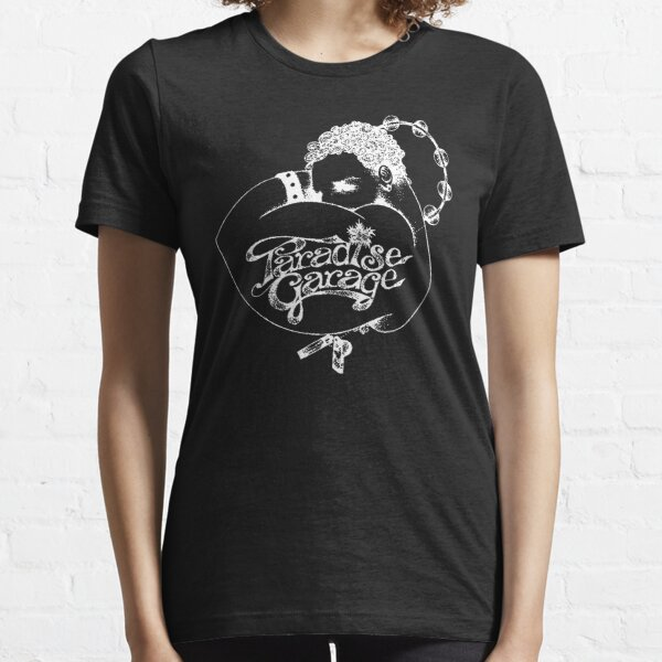 Paradise Garage (Gay-Rage) Disco - Legendary NYC Disco Essential T-Shirt