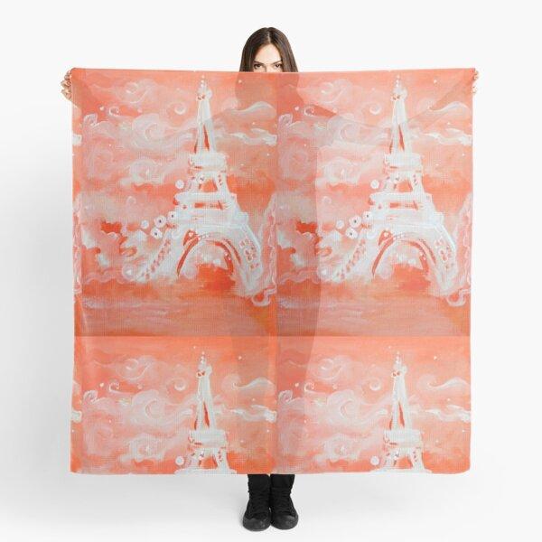 Paris Pink Scarf