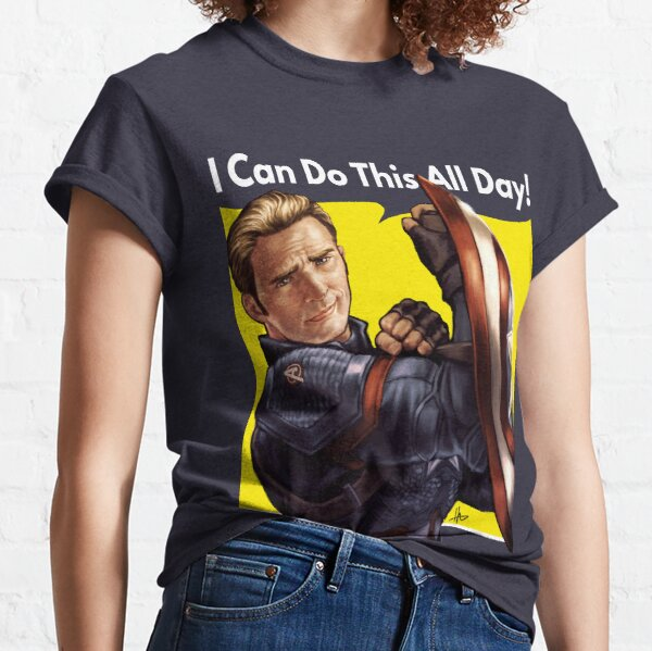 Cap Can Do It! Classic T-Shirt