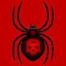 Errorface Skull Spider 2 by errorface
