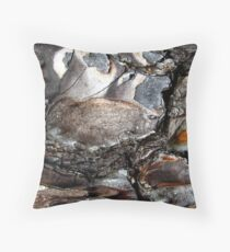 All creatures great and small..... Throw Pillow