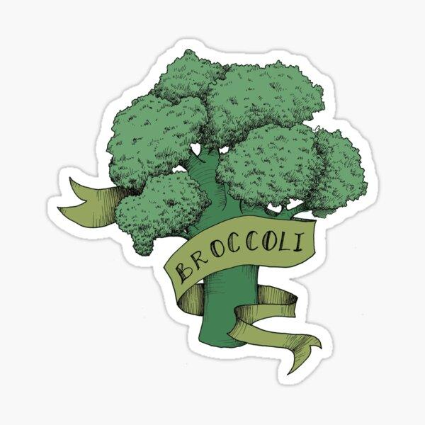 broc Sticker