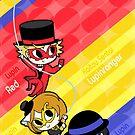 Kaitou Sentai Lupinrangers von ziodynes098