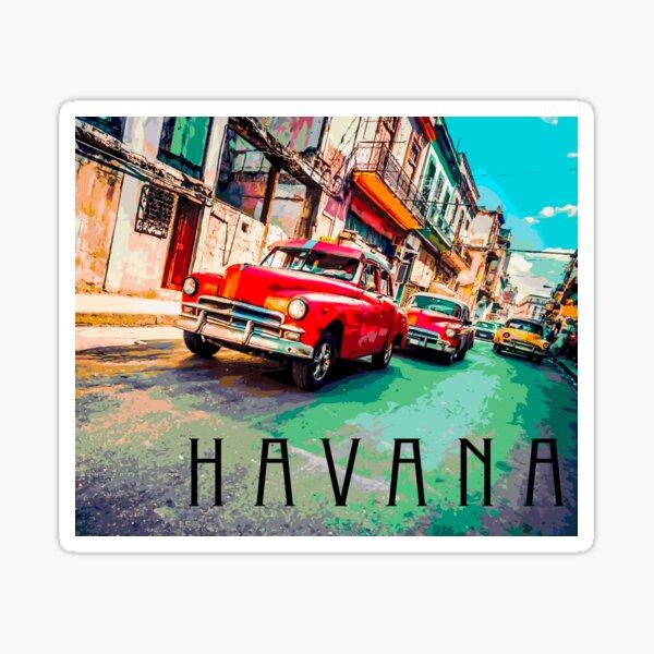La Havane Sticker