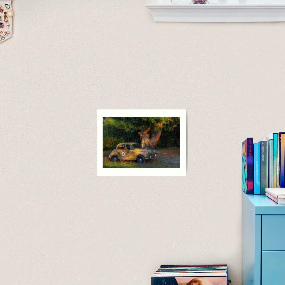 Final Resting Place Art Print