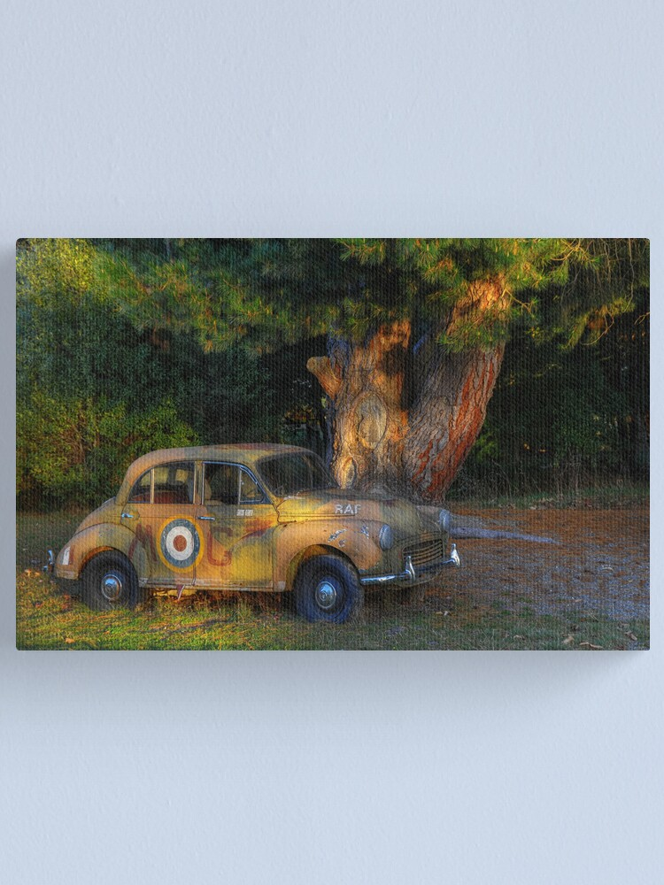 Alternate view of Final Resting Place Canvas Print