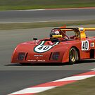 Abarth PA01 by Willie Jackson