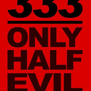 333 - nur das halbe Übel von cpinteractive