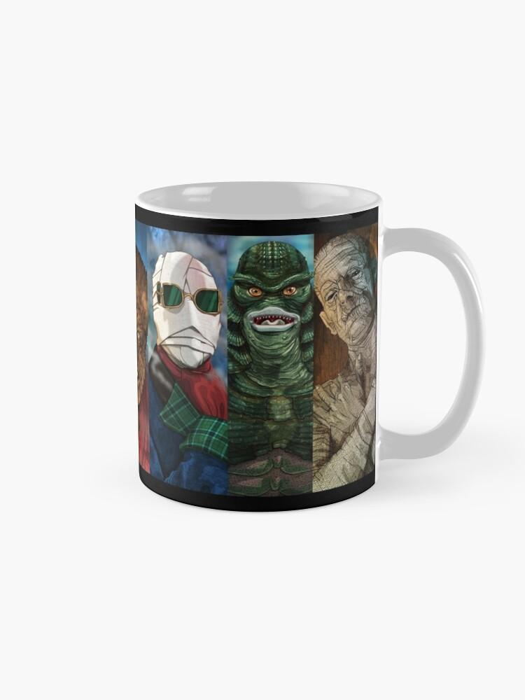 Alternate view of Monster Squad Mug