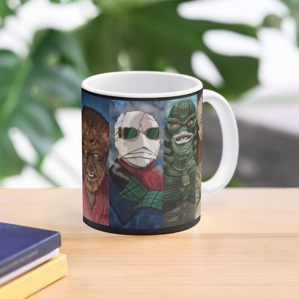Monster Squad Mug