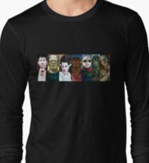 Monster Squad Langarmshirt
