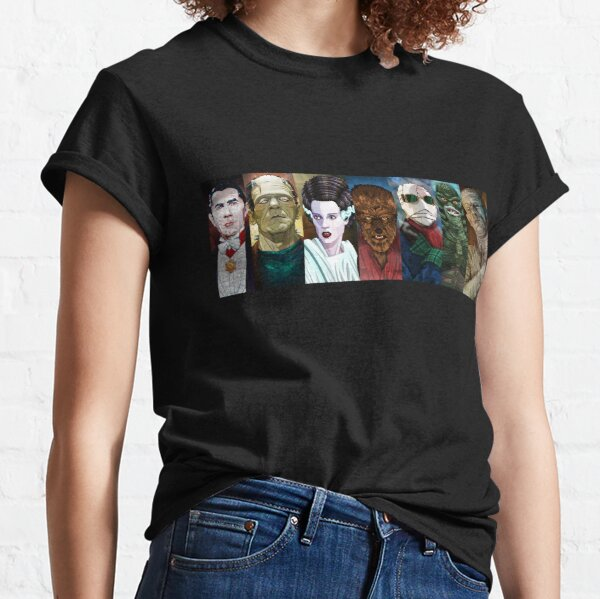 Monster Squad Classic T-Shirt