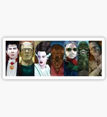 Monster Squad Sticker