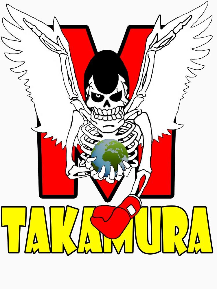 Hajime  No Ippo - Takamura | Unisex T-Shirt