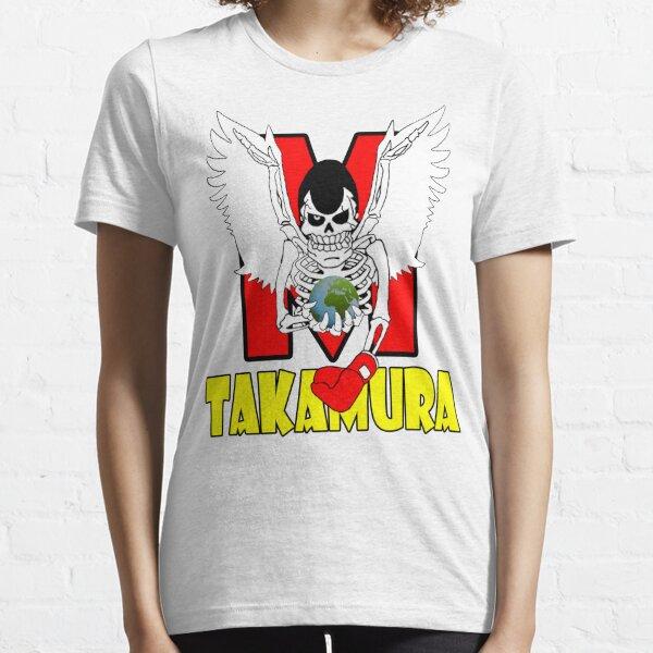 Hajime No Ippo - Takamura Camiseta esencial