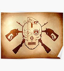 Doom Skull, Beware! Poster