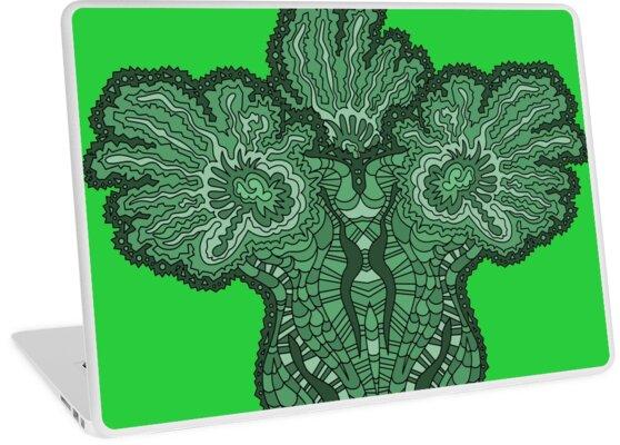 Mother Tree Green by RaimundRedlich