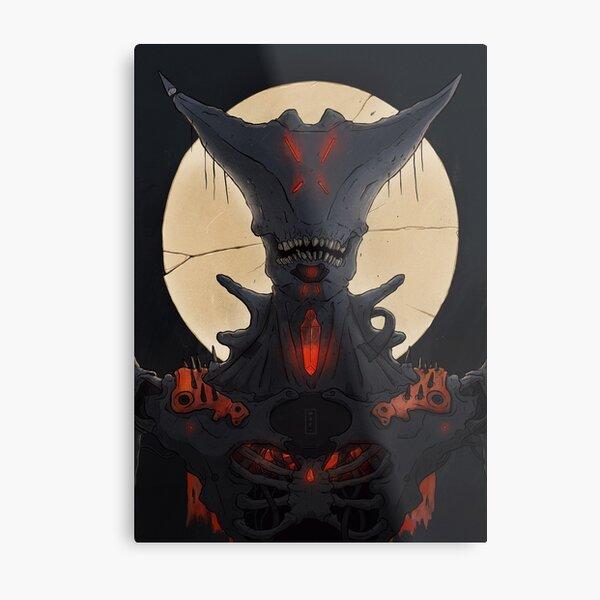 High Priest Metal Print