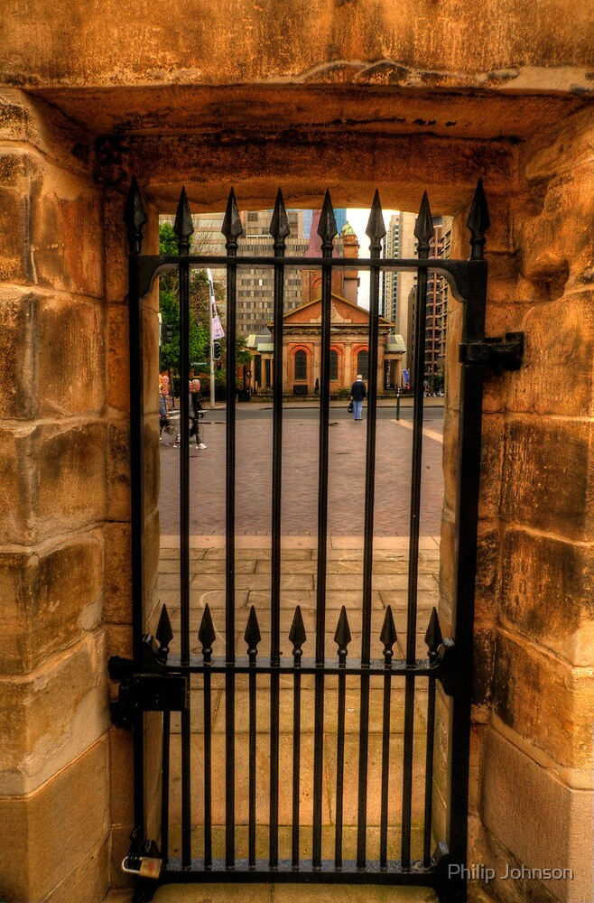 Inside Out - Hyde Park Barracks, Sydney - The HDR Experience by Philip Johnson