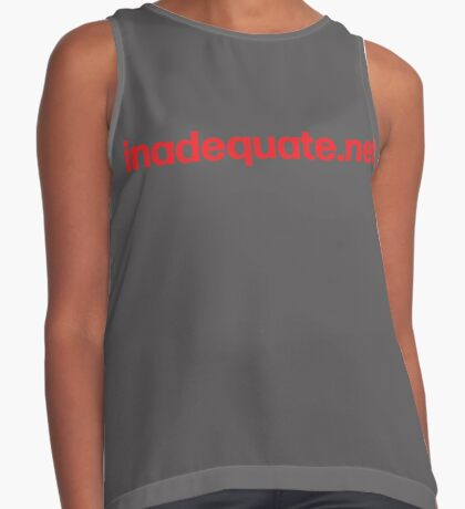 inadequate.net | an examination of free will | William O. Pate II Sleeveless Top