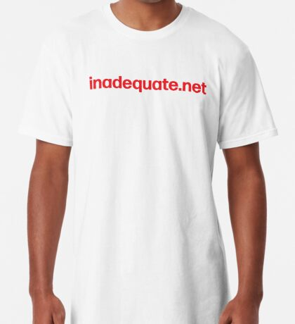 inadequate.net | an examination of free will | William O. Pate II Long T-Shirt