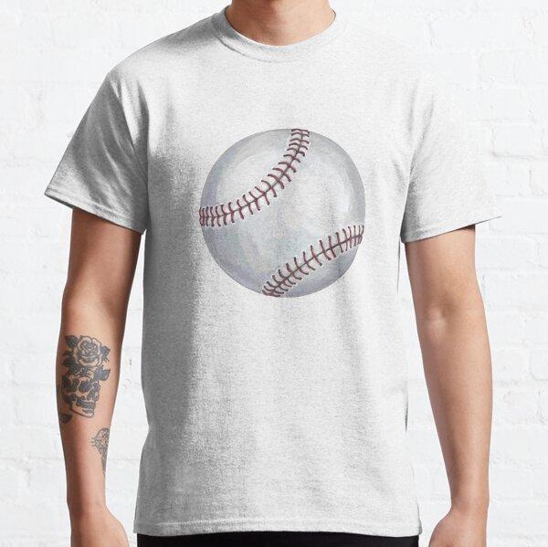 amateurs de baseball T-shirt classique