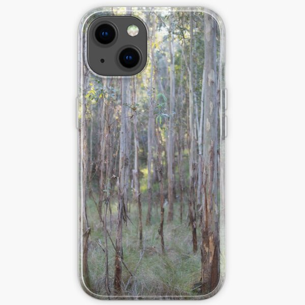 Eucalyptus Trees, Tidbinbilla Nature Reserve, Canberra iPhone Soft Case