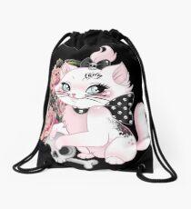 Still a Lady Drawstring Bag