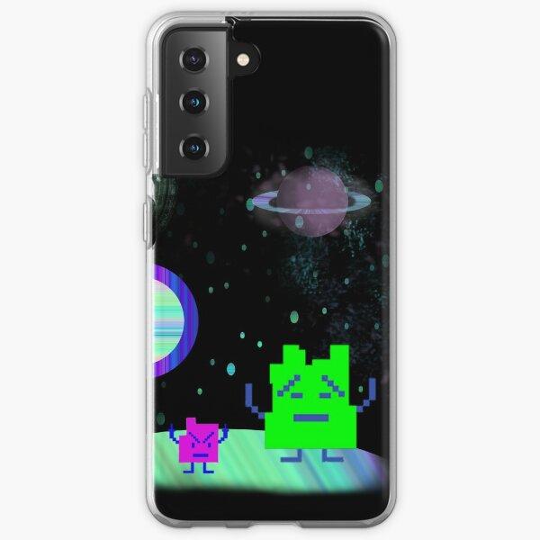 Mooninites On the air Samsung Galaxy Soft Case