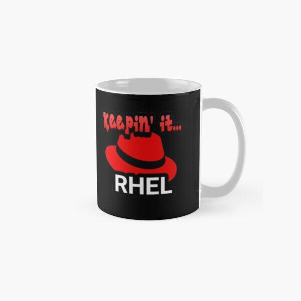 Keepin it RHEL Classic Mug