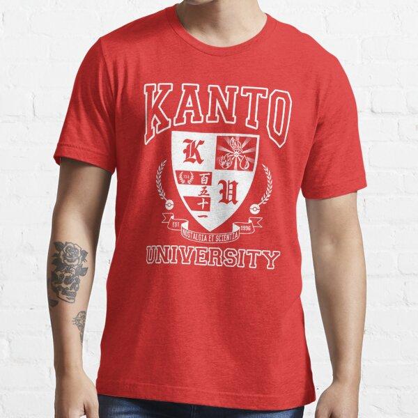Kanto University Essential T-Shirt