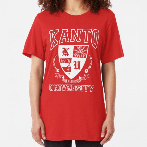 Kanto University Slim Fit T-Shirt