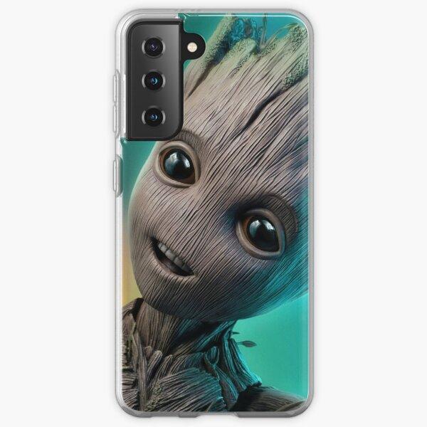 Coques sur le thème Groot pour Samsung Galaxy | Redbubble