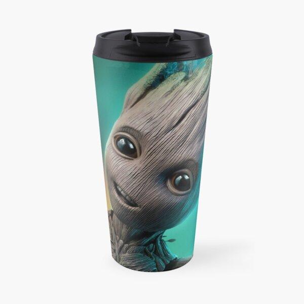 Disney Guardians of the Galaxy Cassette Groot Star-Lord Rocket Drax Gamora Mug