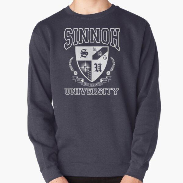 Sinnoh University Pullover Sweatshirt