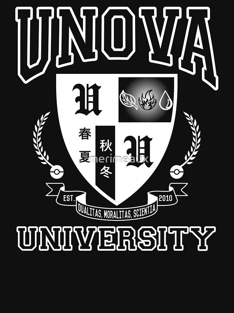 Unova University by merimeaux