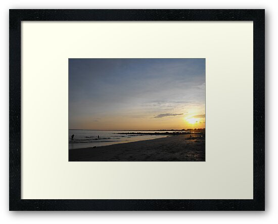 Roger Wheeler State Beach by endomental Artistry