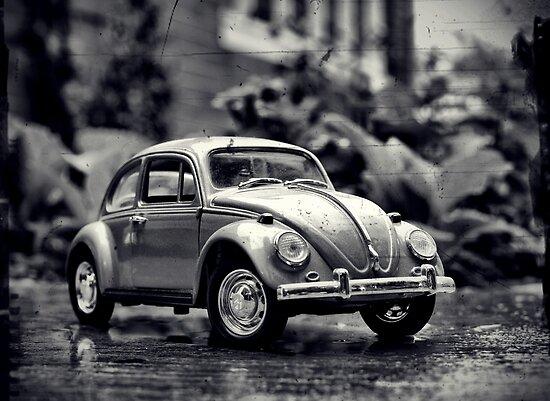 Volkswagen Bug by Jon Staniland