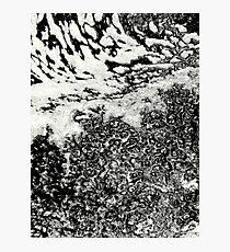 Foaming - Grantham Photographic Print