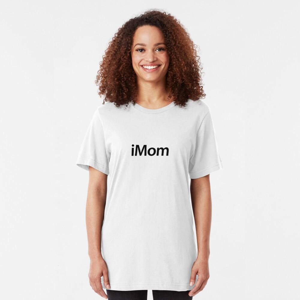 iMom Slim Fit T-Shirt