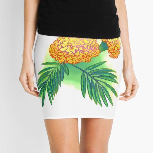 Marigold Mini Skirt