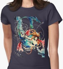 Mermaid Torture in Chains T-Shirt