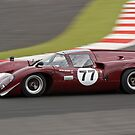 Lola T70 MK3b(c) (Maeers/Walker) by Willie Jackson