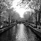 leidsegracht, amsterdam by gary roberts